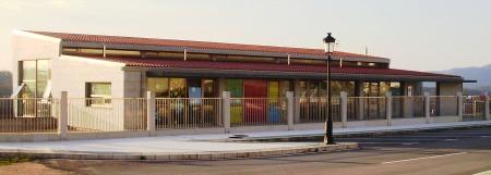 escola infantil barro