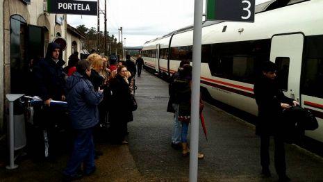 tren portela