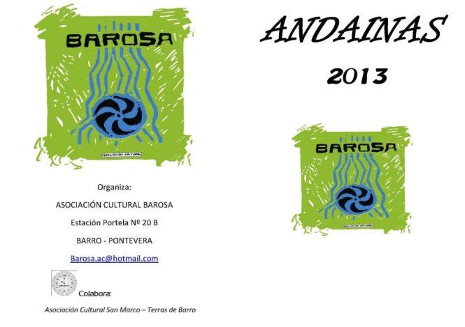 andainas 2013