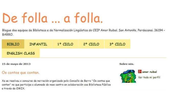 DE FOLLA A FOLLA BARRO