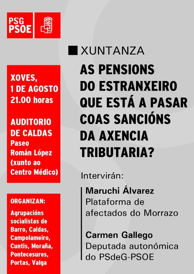 XUNTANZA PENSIONS