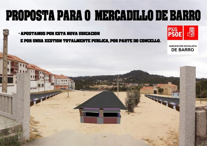PROPOSTA MERCADILLO DE BARRO