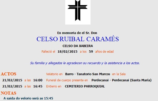 celso ruibal carames
