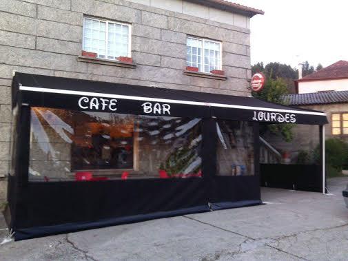 cafe bar lourdes