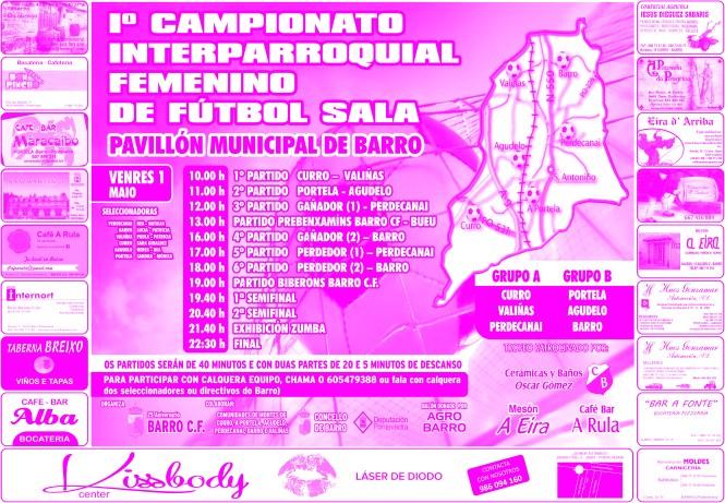 1 campionato interparroquial de futbol de barro con anuncios v12
