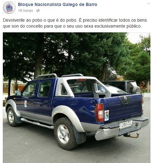 coche alcalde