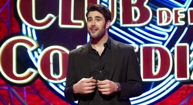 David Amor Club de la Comedia