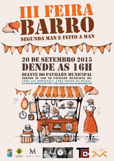 iii feira de barro