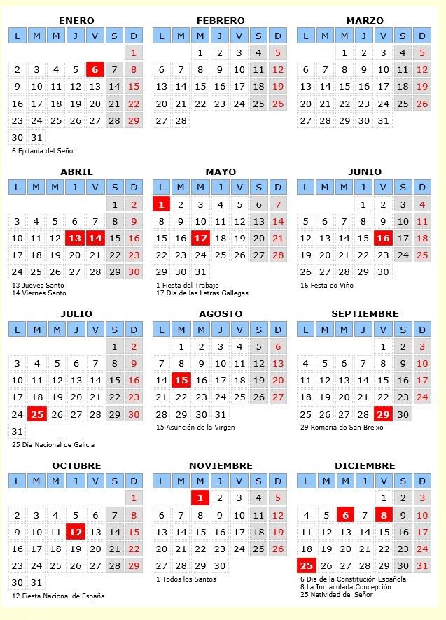 calendario-2017-laboral-de-barro