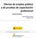 EMPLEO PUBLICO