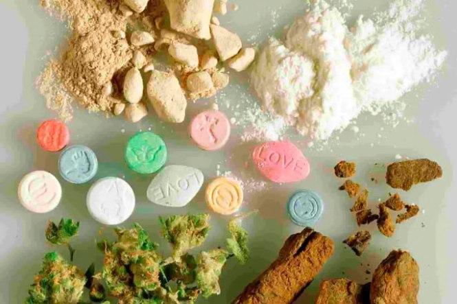 Drogas-sintéticas